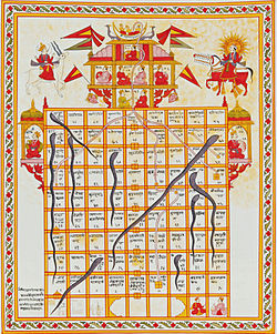 History of Chutes and Ladders