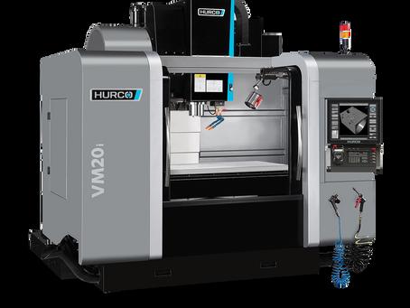 New machinery at Euro Precision