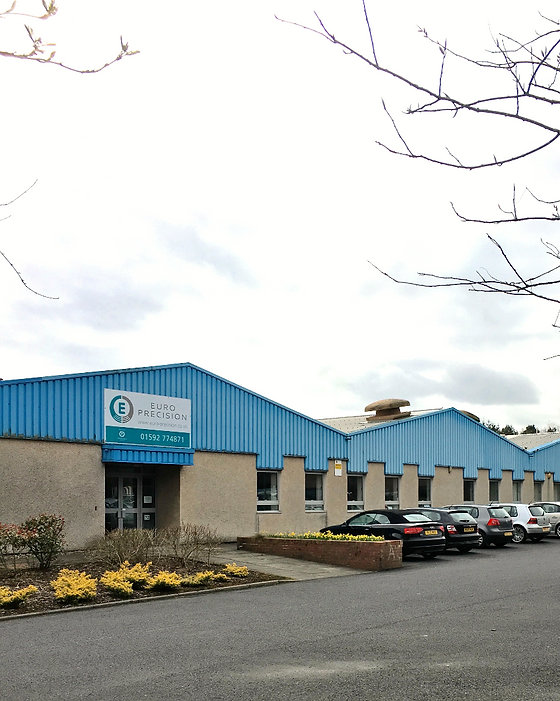 Euro Precision Manufacturing Facility Glenrothes