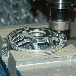 CNC Precision Milling ( 3, 4, 5 Axis )