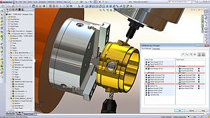 Component Design Simulation