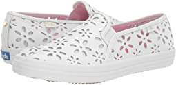 Keds x kate spade new york Double Decker Perf Leather