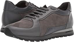Canali Suede/Calf Runner Sneaker