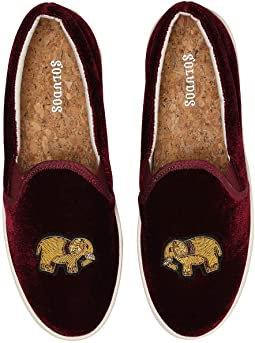 Soludos Metalwork Elephant Sneaker