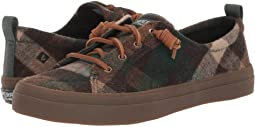 Sperry Crest Vibe Plaid Wool