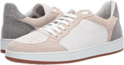 eleventy Suede Sneaker with Contrast