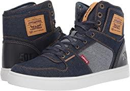 Levi's? Shoes Mason Hi 501 Denim