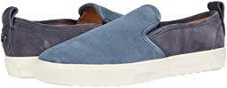 COACH C115 Suede Slip-On Sneaker