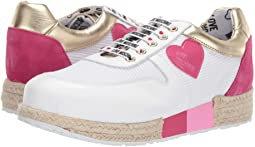 LOVE Moschino Espadrille Sneaker