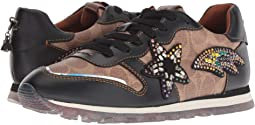 COACH C118 Runner with Signature Coated Canvas and Shooting Star