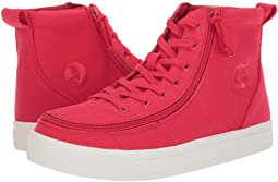 BILLY Footwear Classic Lace High Canvas