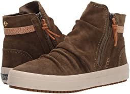 Sperry Crest Lug Zone Suede