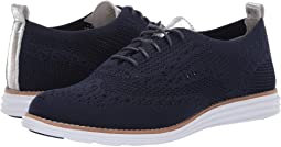 Cole Haan Original Grand Knit Wing Tip Oxford