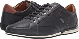 BOSS Hugo Boss Saturn Low Profile Leather Sneaker by BOSS