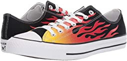 Converse Chuck Taylor All Star Canvas Archive Flame Print - Ox
