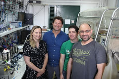 Check out Ynet article published on our work with the Yacoby group: Nano materials for hydrogen production