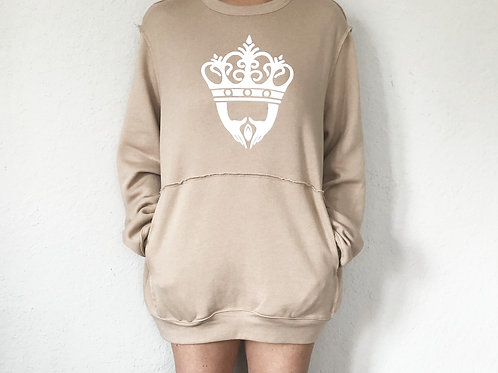 REBEL OVERSIZEED SWEATSHIRT