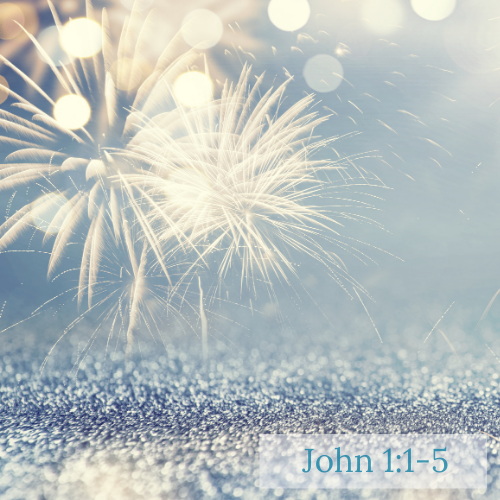 God's New Year's Resolution