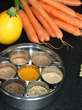 7 Ayurvedic Spices
