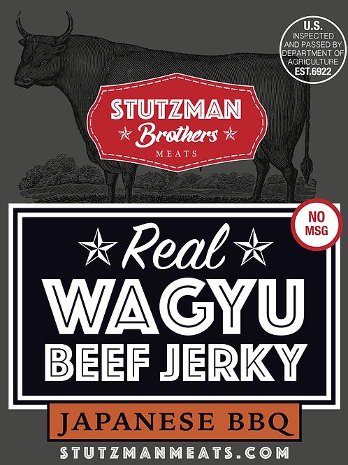 Japanese BBQ Wagyu Beef Jerky - 4oz.
