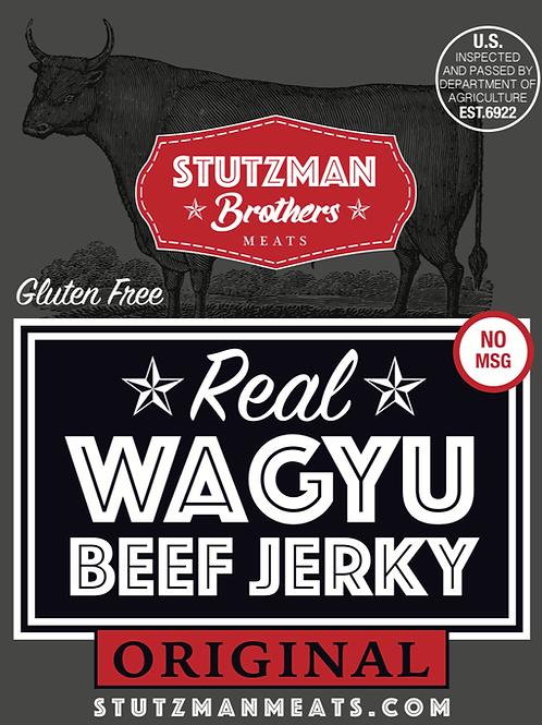 Original Wagyu Beef Jerky - 4oz.