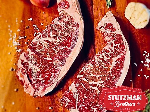 N.Y. Strip Wagyu Steak Grill Pack 8 - 10 oz.