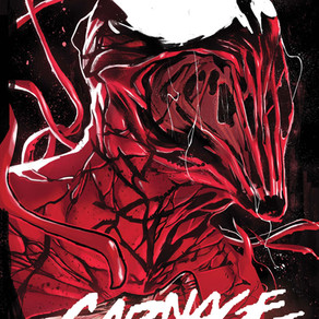 Carnage Black, White & Blood #1 (Review)