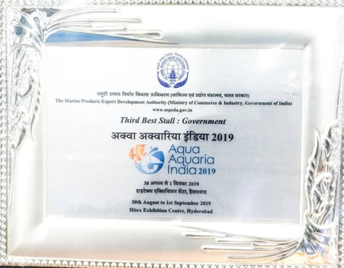 Aqua Aquaria India 2019