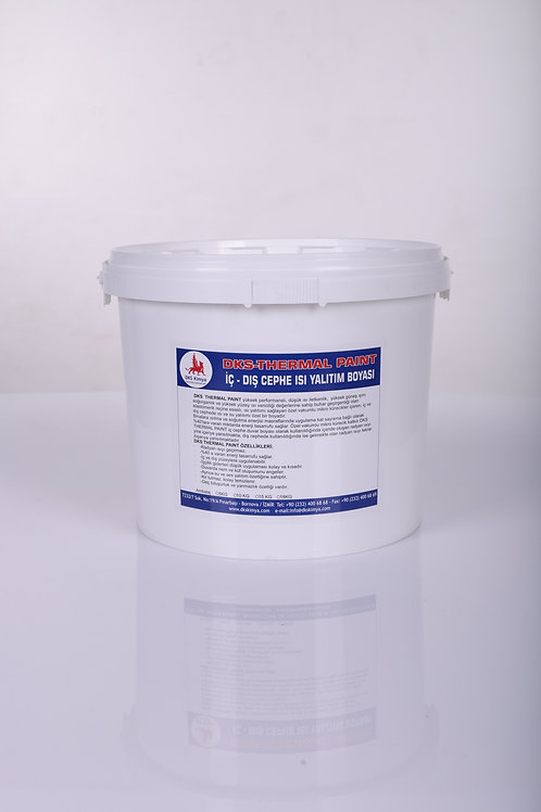 DKS THERMAL PAINT - ISI YALITIM BOYASI