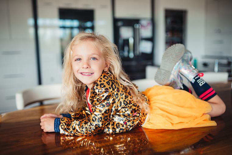 Cardigan en jersey léopard brillant - Billieblush