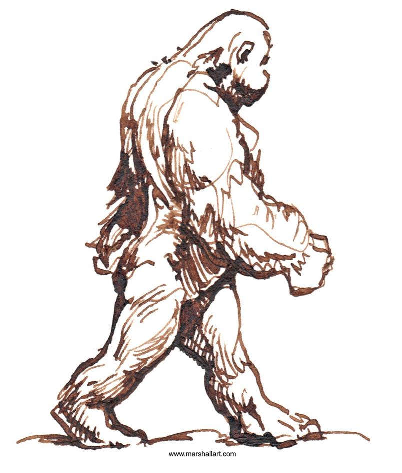 Gorilla March