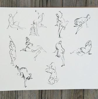 1-2 minute gestures
