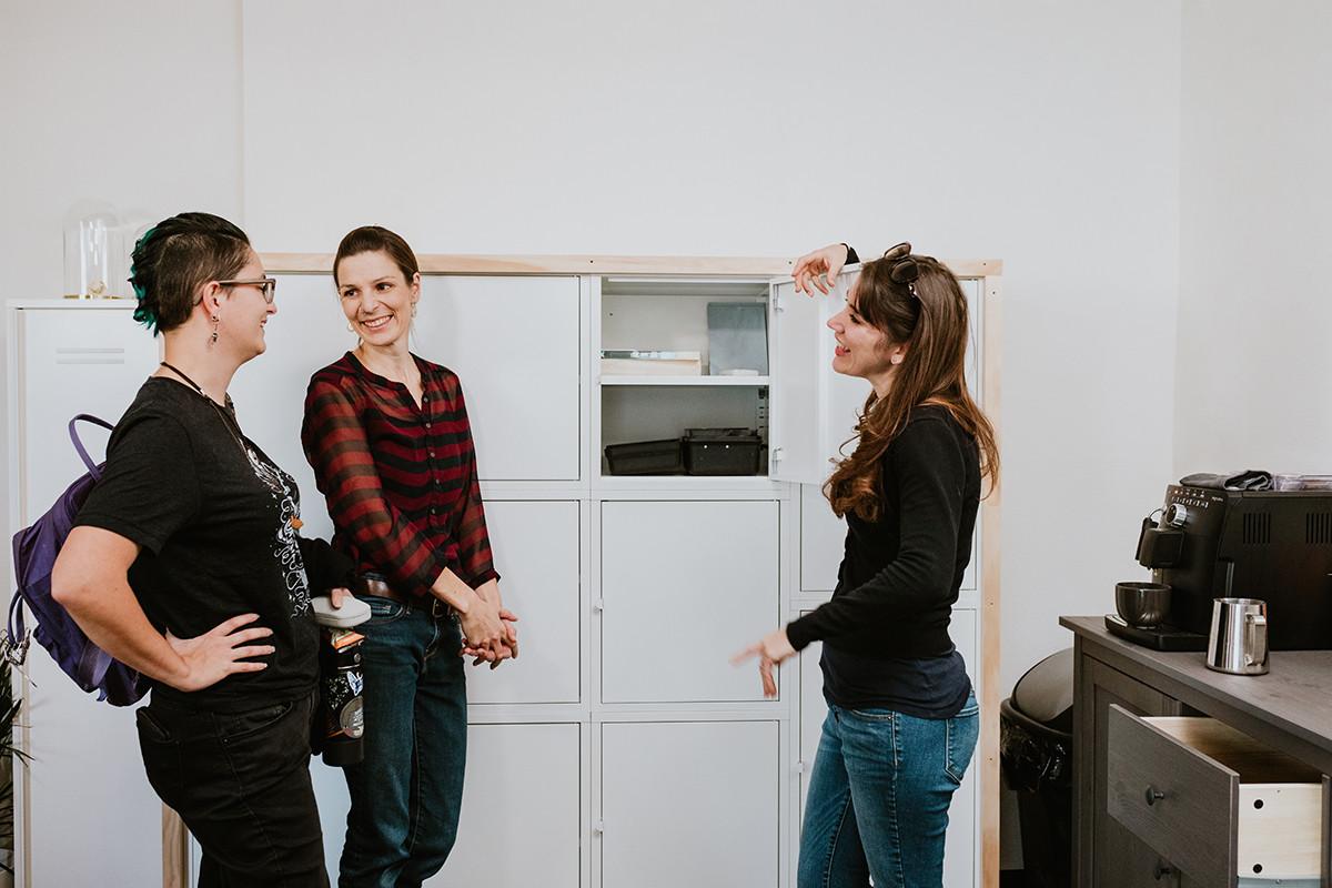 Members room chat