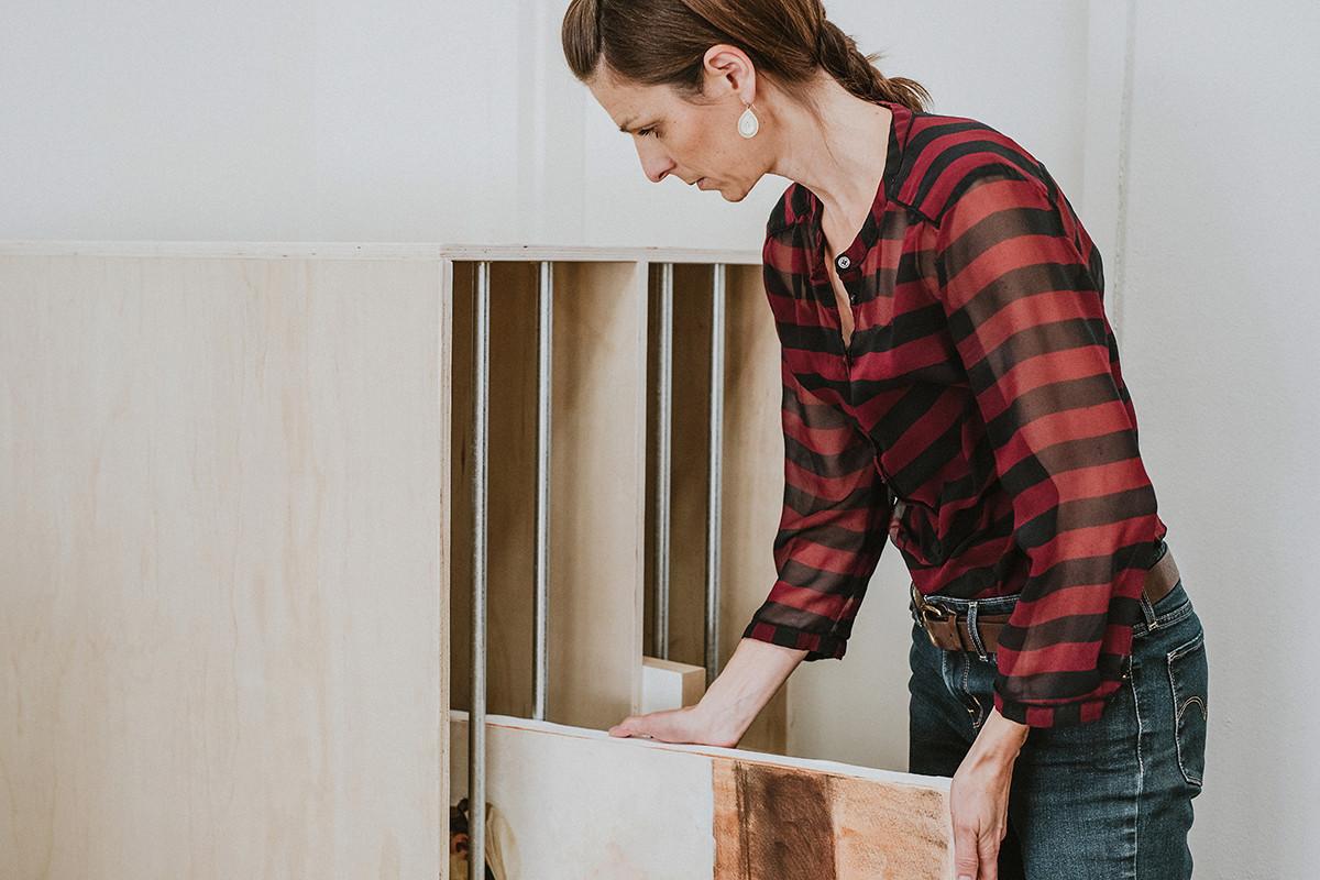 Painting Rack