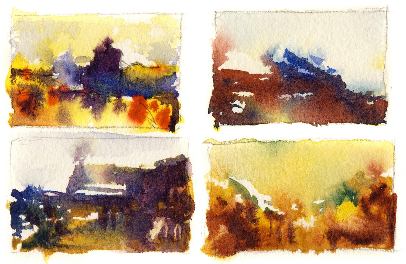 Turner Master Composition Studies