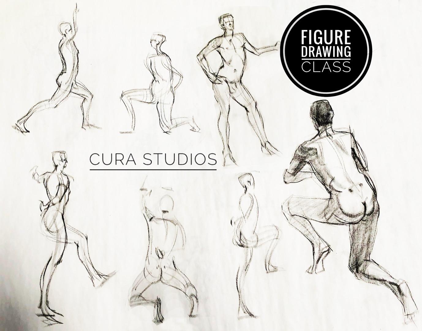 Figure Drawing Class