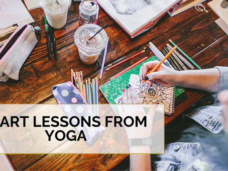 3 Lessons From Yoga Every Artist Should Steal