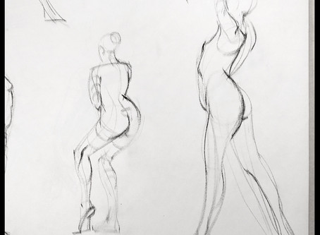 4 Questions To Help You Reclaim The Magic Of Effortless Drawing