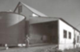 Miller Arturo Cordova on northwest side of Jarales Roller Mill