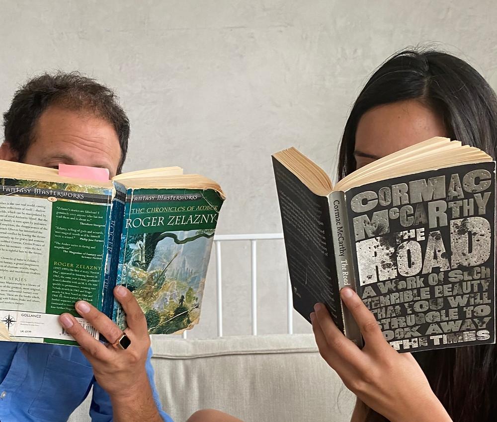 ידיד הספרים | מוריה בצלאל