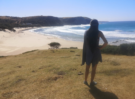 Back to the Western Cape