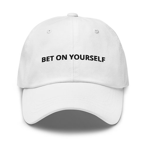 BET ON YOURSELF - Hat