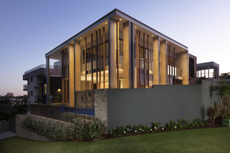 Moffatt Beach House