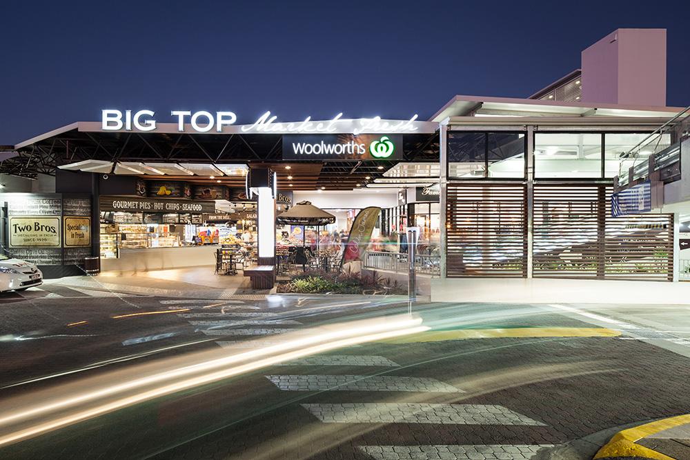 Big Top Markets