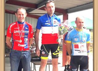 Championnats de France de Cyclisme des routiers et du Transport.