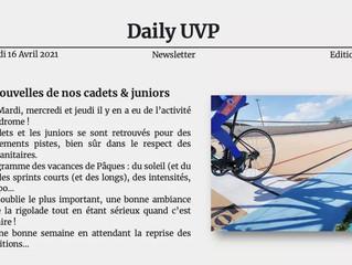 Daily UVP by Chloé...