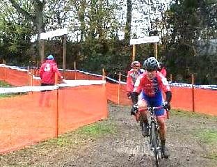 Championnats de France de Cyclo-cross (catégorie MASTER).