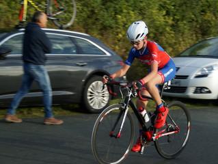 Ce dimanche avait lieu le Championnat Régional sur Route à Saintes (17), course comptant pour le Cha