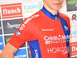 Simon BERNARD prend la 6ème place lors de la finale cadets Occitanie-Nouvelle Aquitaine à Boulazac (