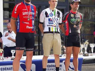 Compte-rendu de Thierry GUYON sur le championnat régional et départemental de chrono de Saint Sauveu